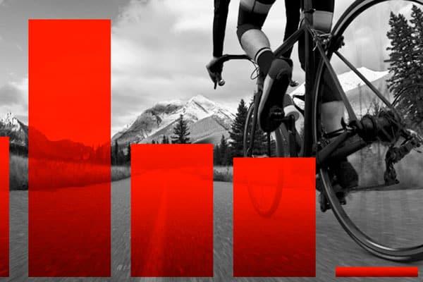 Umbral anaeróbico en ciclismo