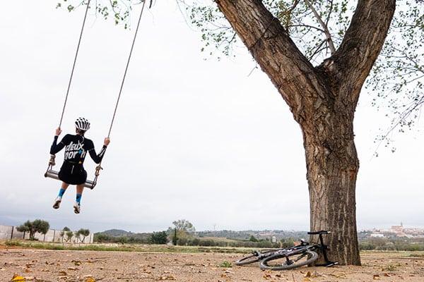 ¿Cuando debe hacer vacaciones un ciclista?