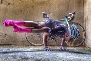 Yoga para ciclistas