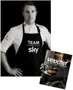 Vélochef: Food for training and competition