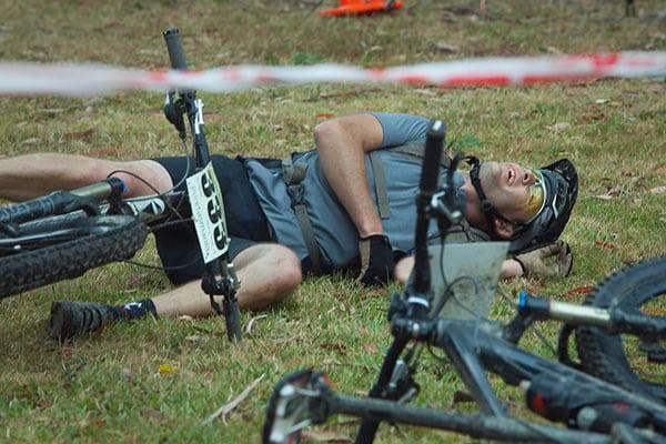 Cómo recuperarte de una prueba de resistencia ciclista