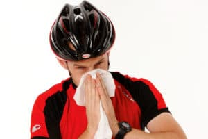 Cómo evitar enfermar durante el entrenamiento