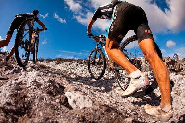 como prepararse para una carrera de ciclismo de ruta