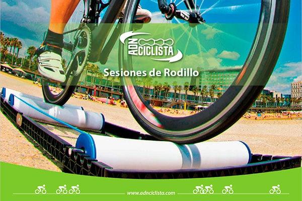 Sesiones de Rodillo