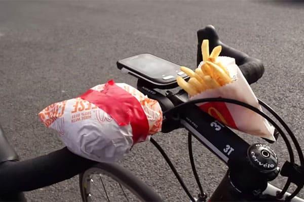 3 errores nutricionales que todo ciclista debería evitar