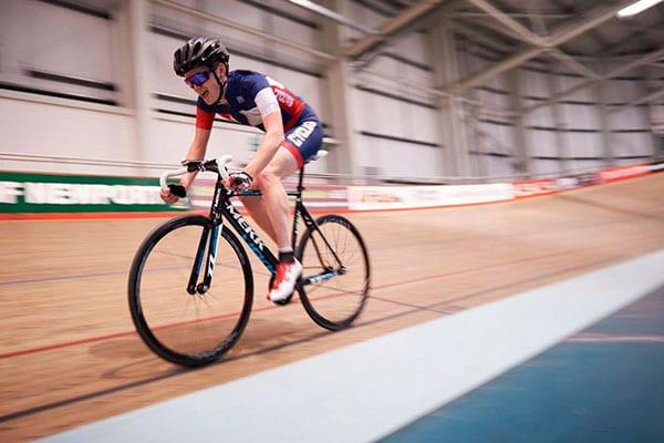 Metabolismo del ejercicio en ciclistas