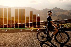 Cómo planificar varios picos de forma en una temporada ciclista