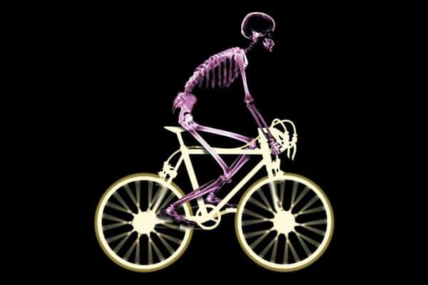 ¿Cuándo un ciclista está demasiado delgado?