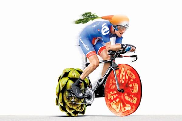 ¿Cuánto tienes que pedalear para perder 1kg de grasa?