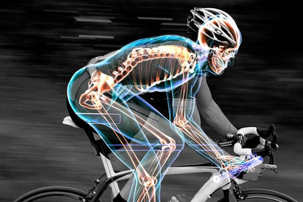 ¿Afecta el ciclismo a la densidad ósea?