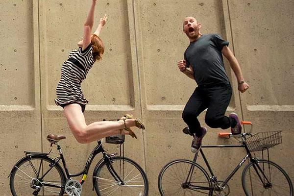 Cómo el ciclismo puede ayudar a superar la depresión