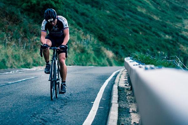 Las proteínas para el ciclista