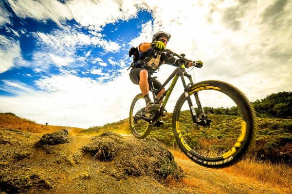 Caídas y secuelas que nos forman como ciclistas
