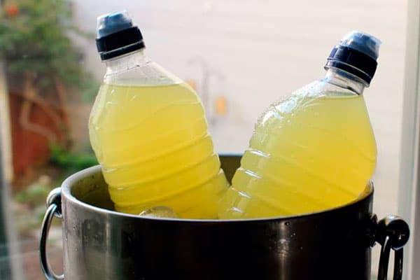 Bebidas deportiva: isotónicas, hipertónicas e hipotónicas
