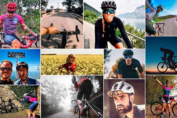 Algunas cuentas de Instagram de ciclismo que vale la pena seguir